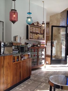 MG Road – Un restaurant indien qui a dustyle